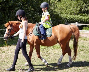 SUMMER HOLIDAY CHILDREN'S OWN A PONY CAMPS
