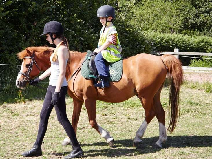 Horse Riding for Children | Pony Rides London & Essex | HBRS