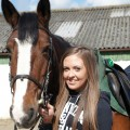 Horse Riding Instructor/Escort: Lois Gammon