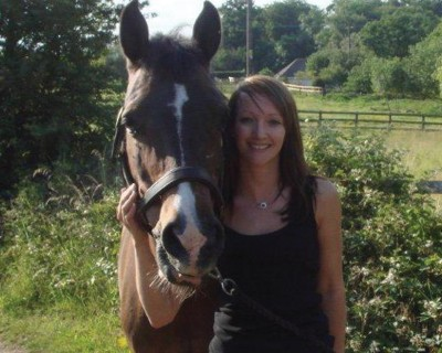 Horse Riding Instructor/Escort: Sarah E (Volunteer)