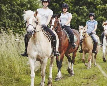 CHILDREN'S INTERMEDIATE ICE CREAM RIDE – 1 HOUR