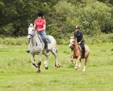 HALF TERM CHILDREN'S MOCK HUNT (EXPERIENCED RIDER ONLY)