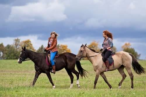 What age can children start riding lessons? - Mumsnet