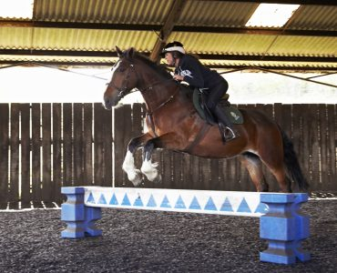 LOIS' 6 WEEK JUMPING CLINIC