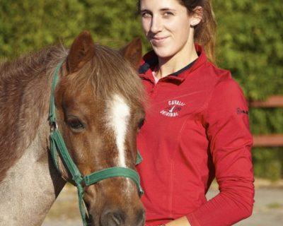 Yard Manager/ Senior Instructor: Megan Santry